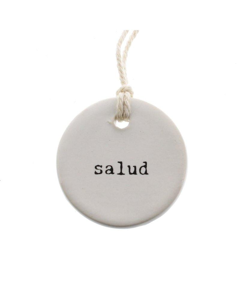 HomArt Ceramic Tag - Salud