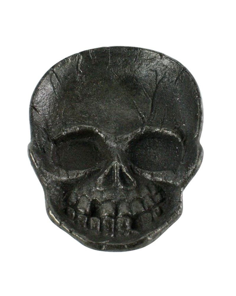HomArt Skull Cast Iron Dish - Natural