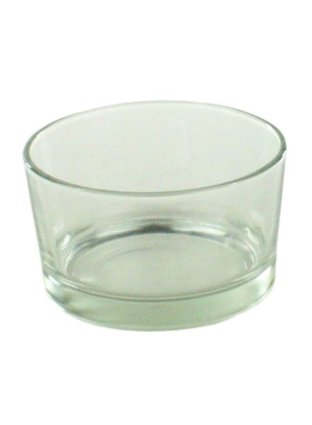 HomArt Ace Bowl - Lrg - Clear  - Set of 12