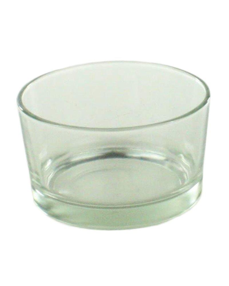 HomArt Ace Bowl - Lrg - Clear  - Set of 12