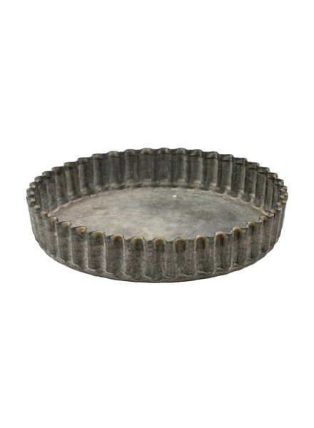 HomArt Ross Tray - Round - Sm - Set of 2