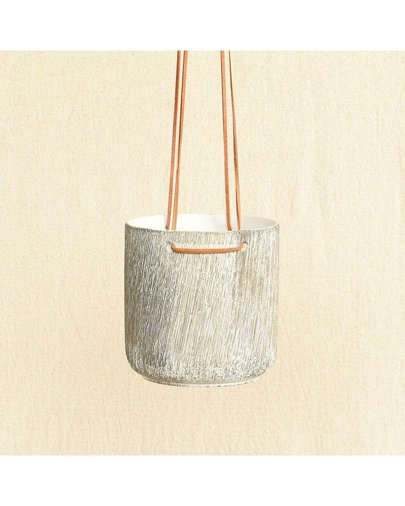 HomArt Amal Ceramic Hanging Vase - Sm