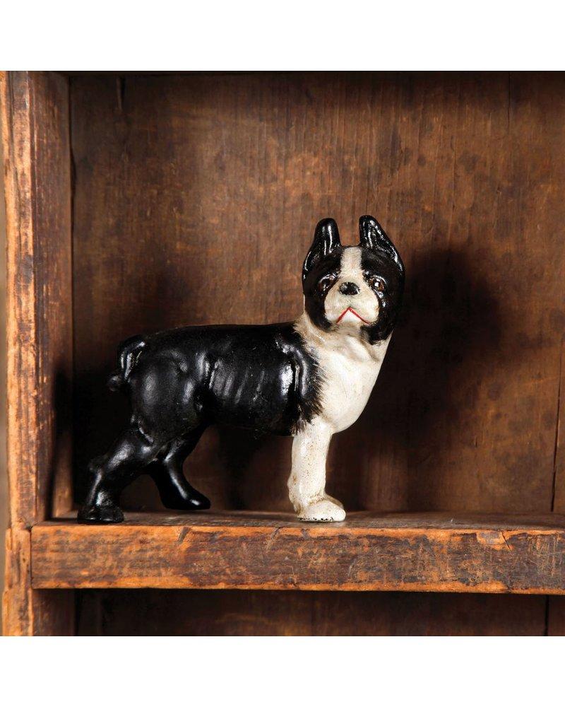 HomArt Tyson the Boston Terrier - Cast Iron