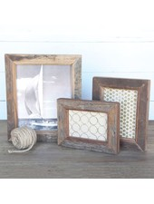 HomArt Reclaimed Wood Picture Frame 4x6