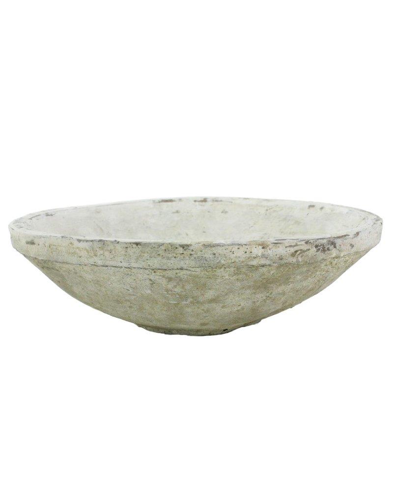 HomArt Rustic Terra Cotta Bowl - Sm - Whitestone