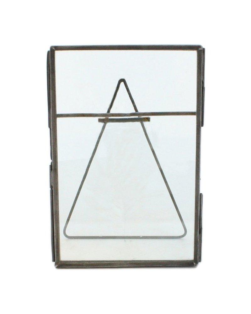 HomArt Pierre Easel Frame 4x6 - Vert Zinc