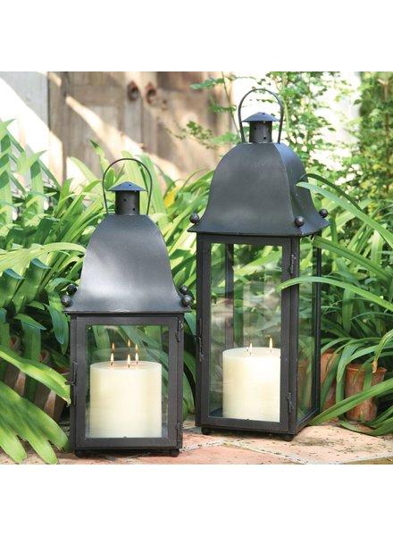 HomArt San Juan Lantern Grande - Black