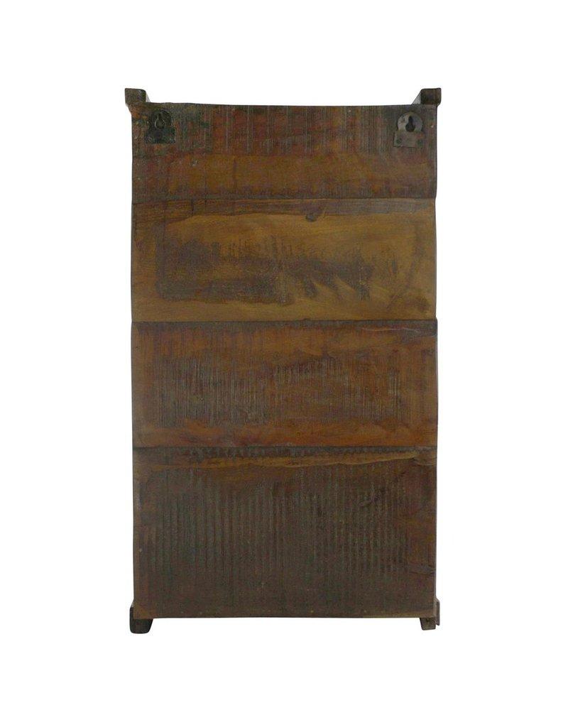 Vintage Wood Case (350)