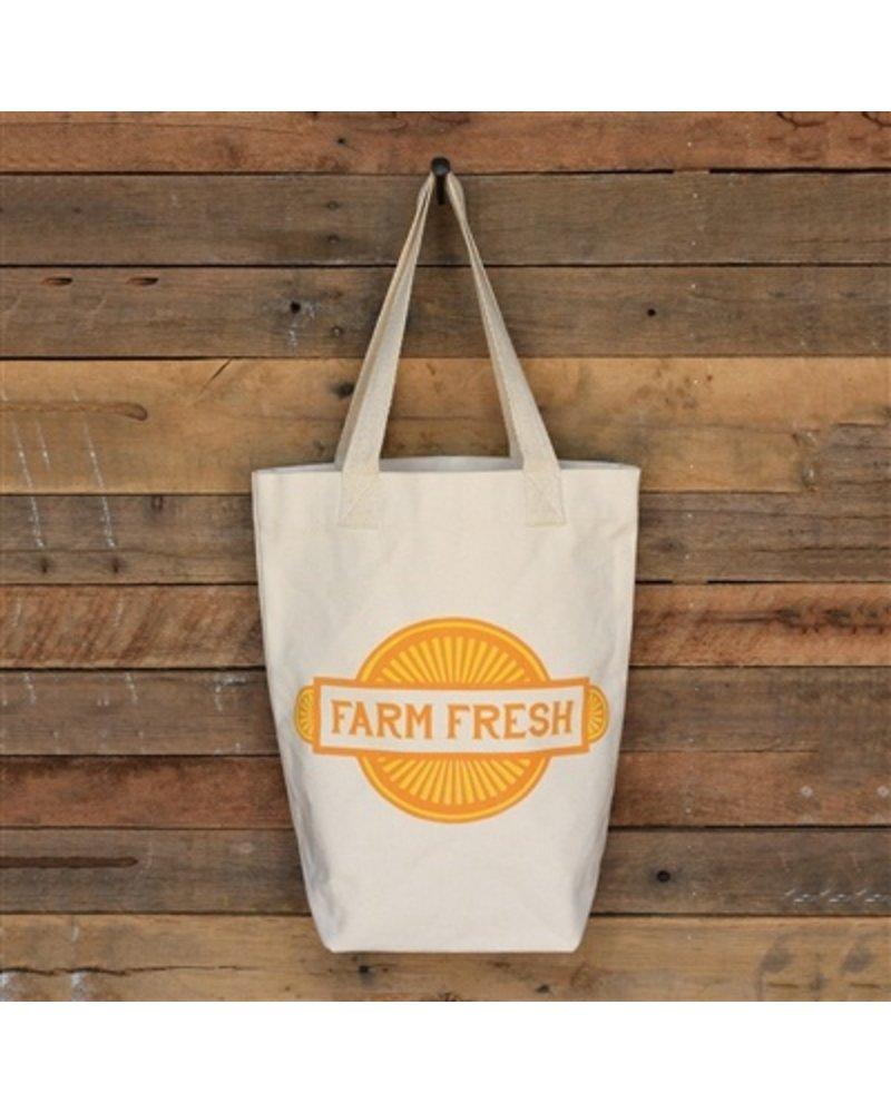 HomArt Farmers Market Tote - Farm Fresh