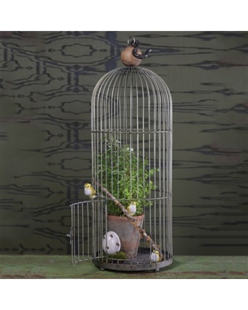 HomArt Avignon Metal Birdcage