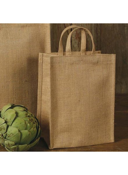 HomArt Grocery Bag - Small - Plain - Set of 2