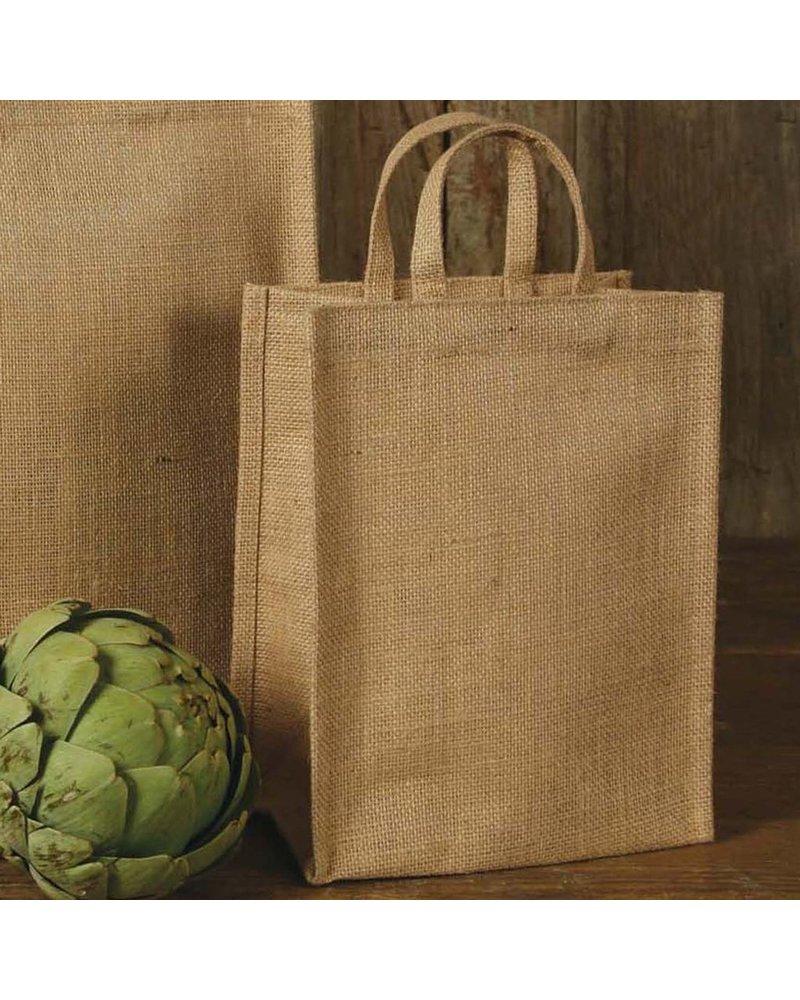 HomArt Grocery Bag - Small - Plain - Set of 2