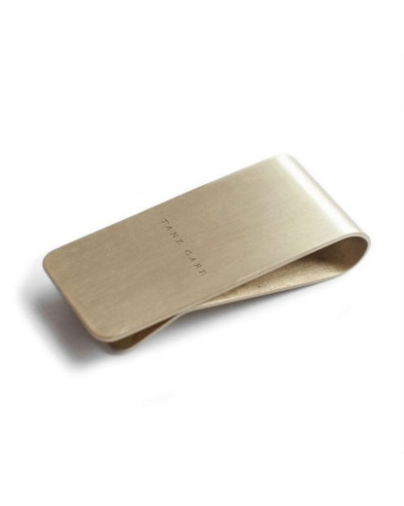 Take Care Money Clip