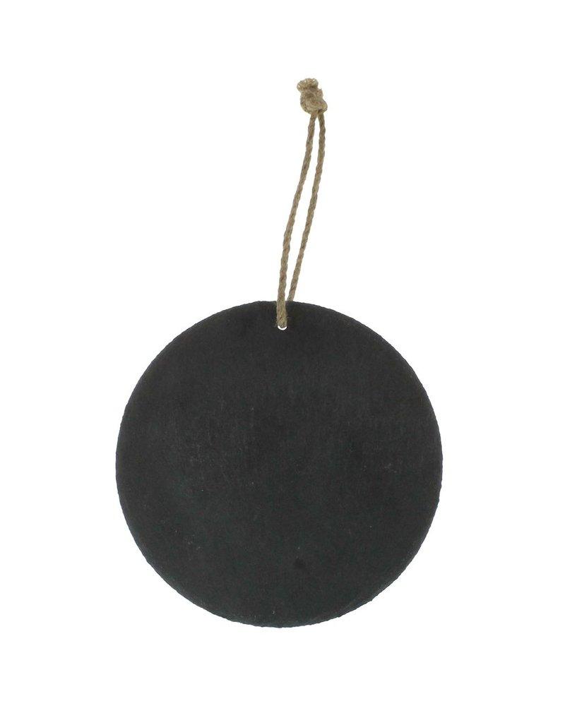 HomArt Slate Hanging Board - Round