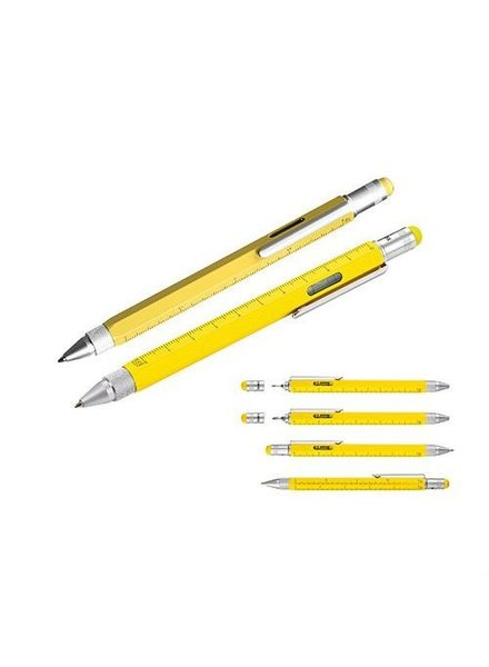 Brand Node Construction Pen Yellow