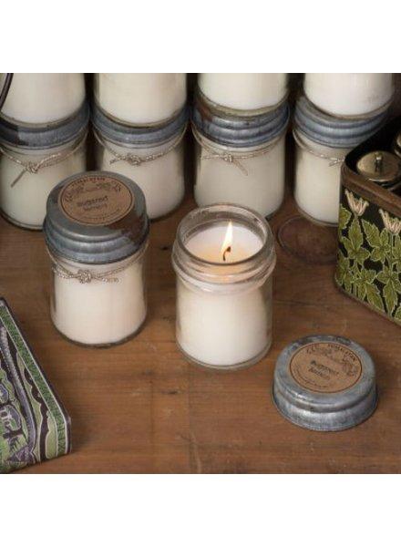 Patchouli Ginger Curiosity Jar Soy Candle