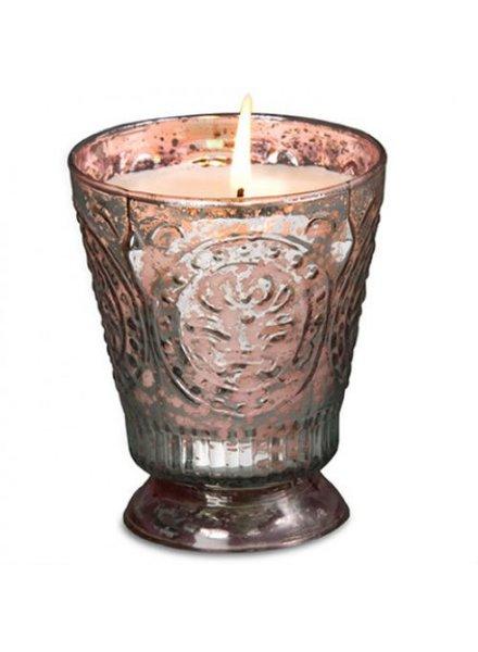 Fleur De Lys Wild Rose Soy Candle