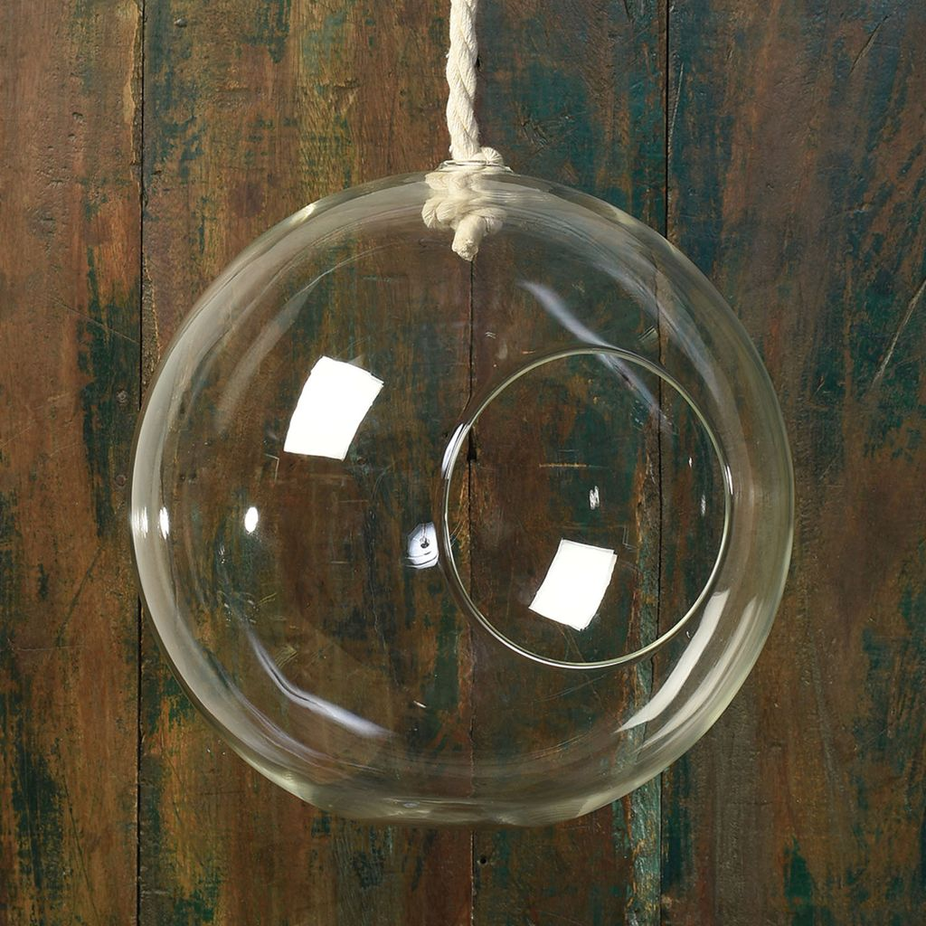 Homart Hanging Bubble With Rope Lrg Areohome
