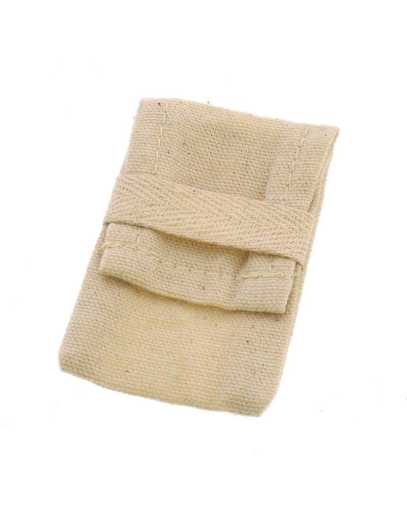 HomArt Jewelry Cotton Pouch - Sm