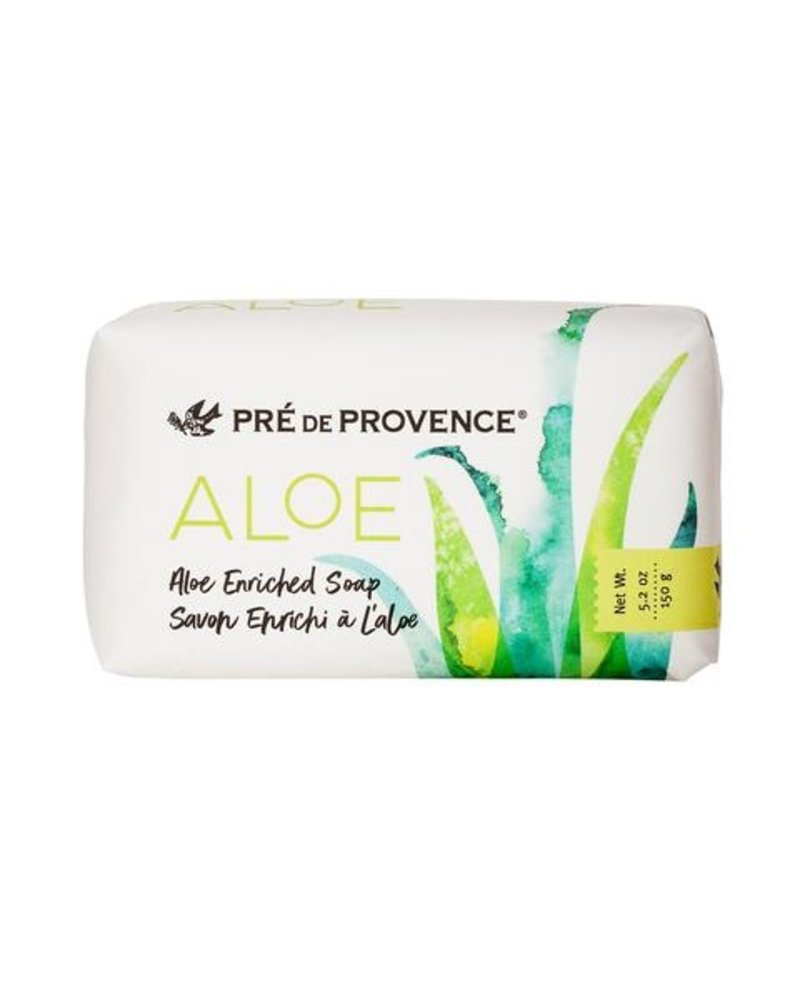 European Soaps Aloe Enriched Bar Soap 150g