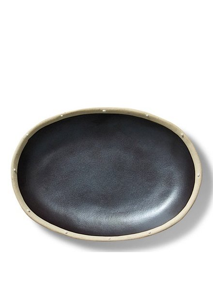 """Miya Company Ceramic Oval Dish 5.5"""""""