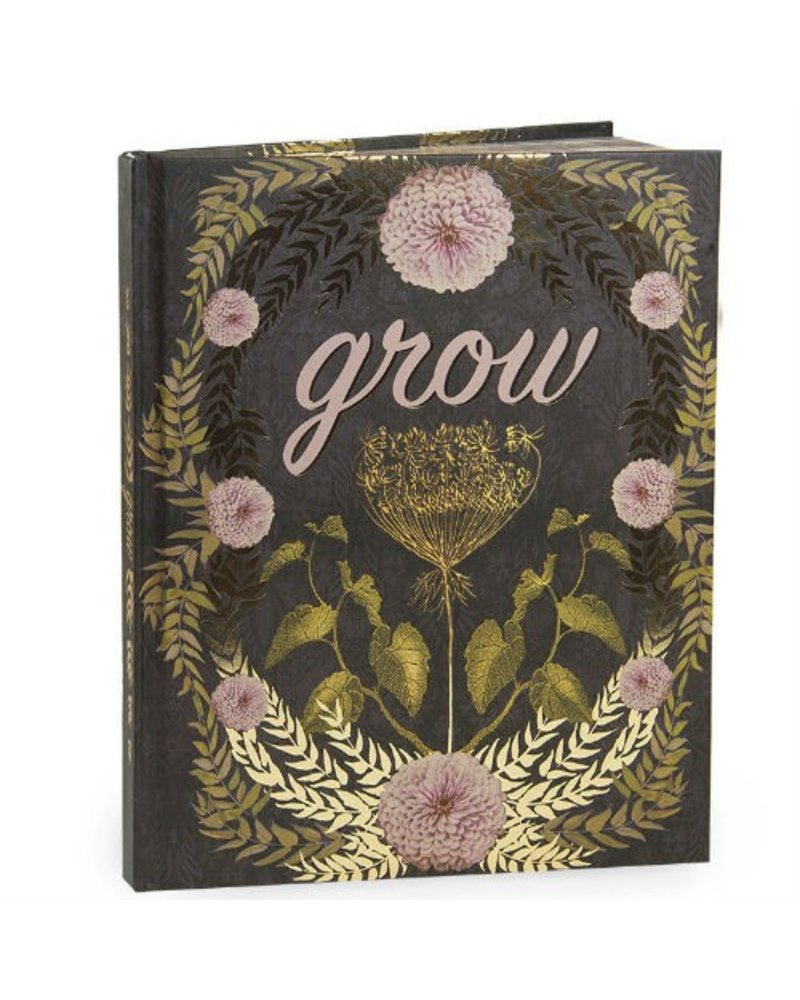 Papaya Grow Hardcover Journal