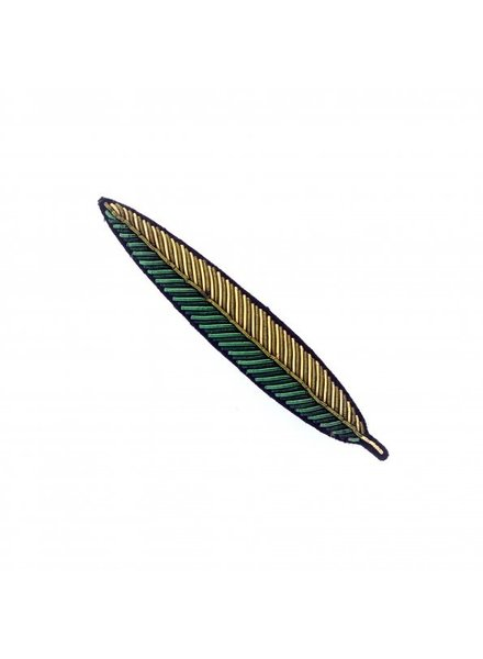 Macon & Lesquoy Pins Olive Leaf Pin