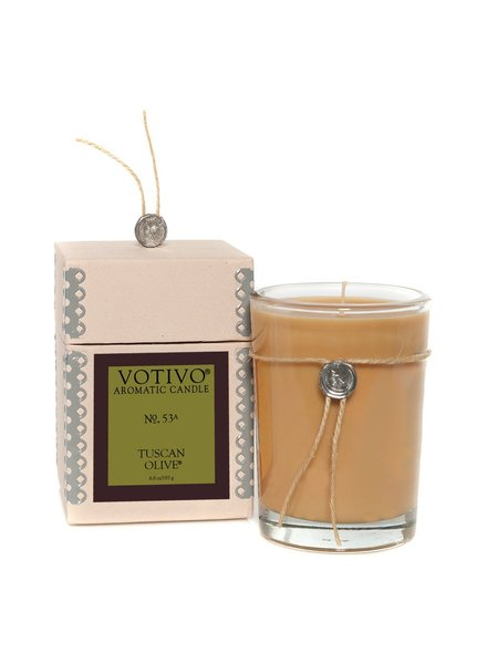 Tuscan Olive Votivo Candle No.53