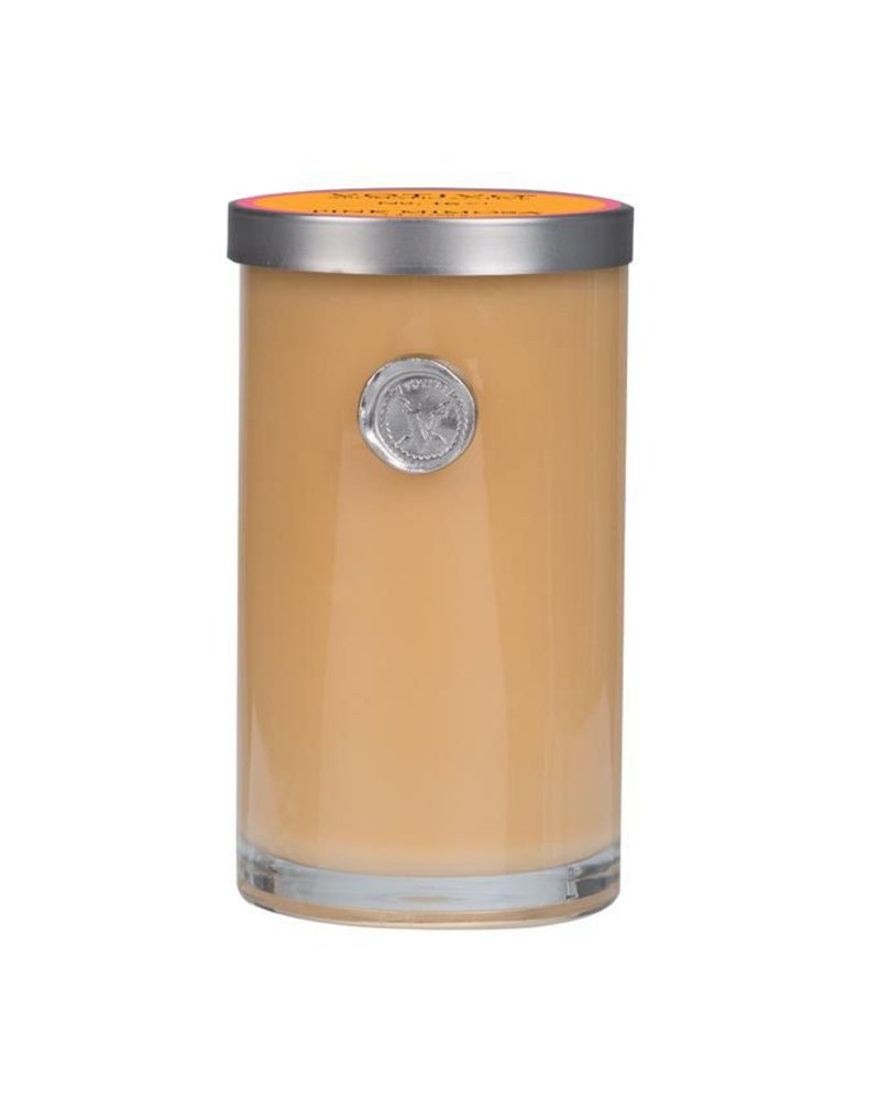 Pink Mimosa Votive Candle