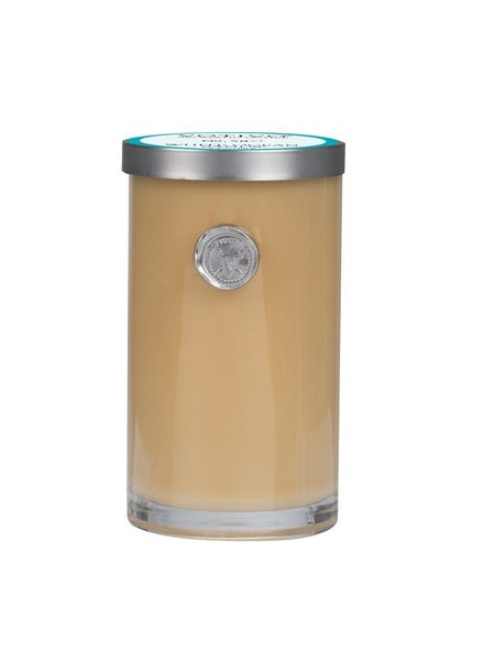 White Ocean Sands Votive Candle