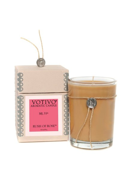 Rush of Rose Candle No.55
