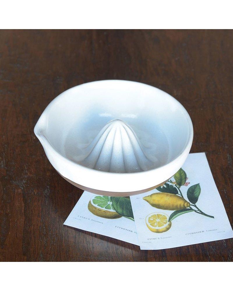 HomArt Liam Ceramic Citrus Reamer - Partial Glaze
