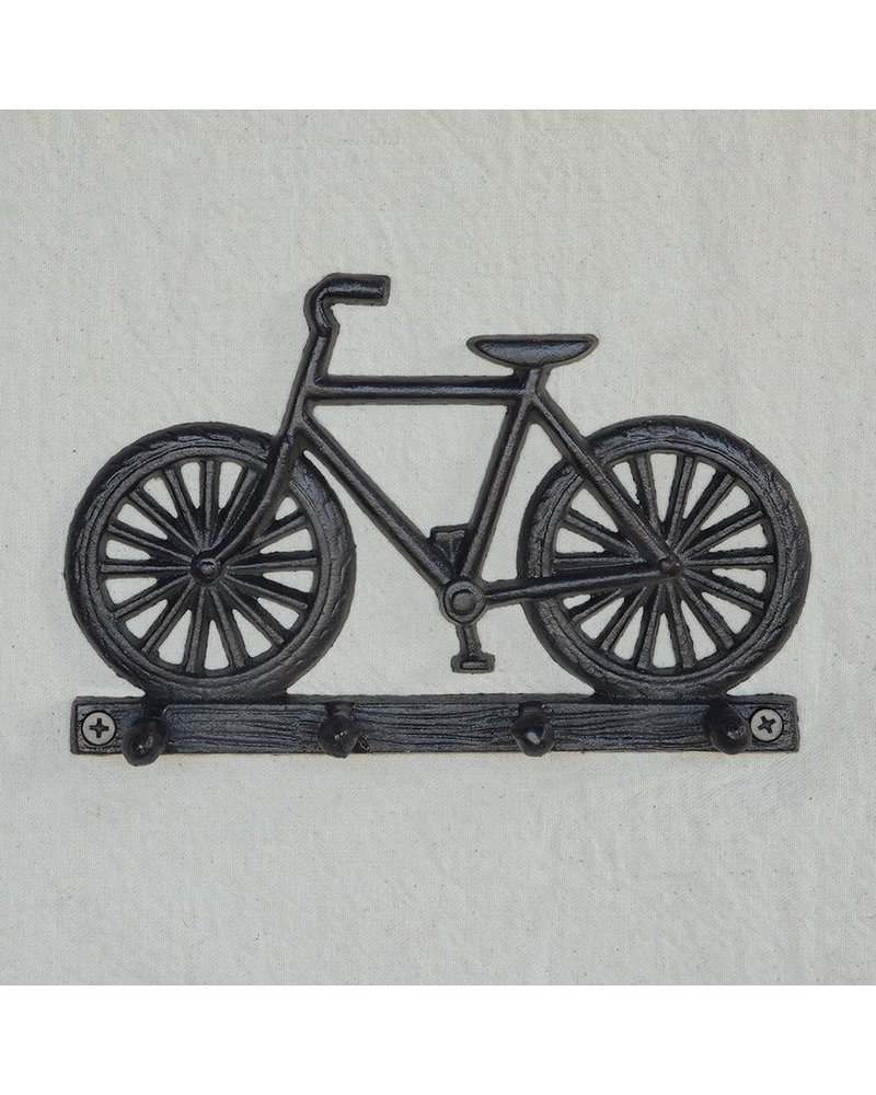 HomArt Bicycle Wall Hook - Cast Iron