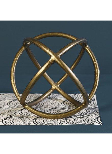 HomArt Triple Ring Sphere