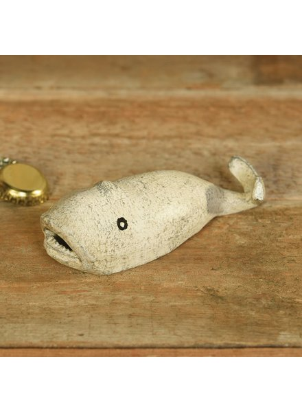 HomArt Whale Bottle Opener - Cast Iron