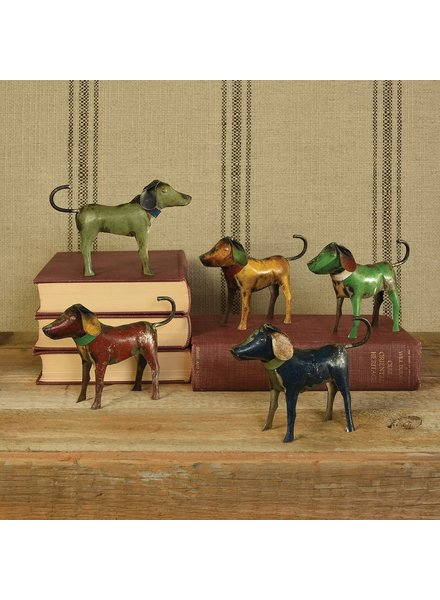 HomArt Metal Dogs - Assorted Colors