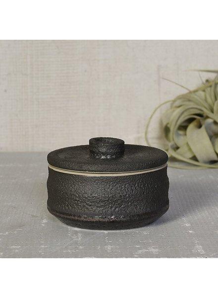HomArt Trove Ceramic Jar - Sm