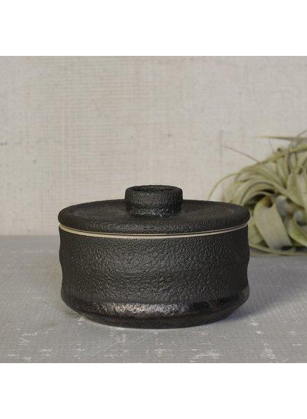 HomArt Trove Ceramic Jar - Lrg