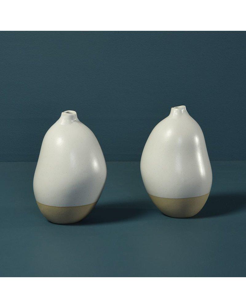 HomArt Rona Ceramic Vase - Sm