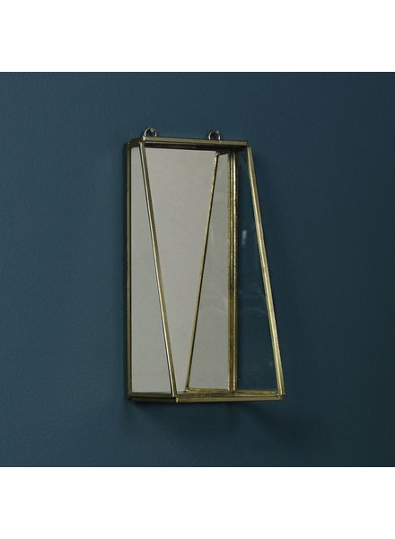 HomArt Monroe Mirror with Shelf - Sm