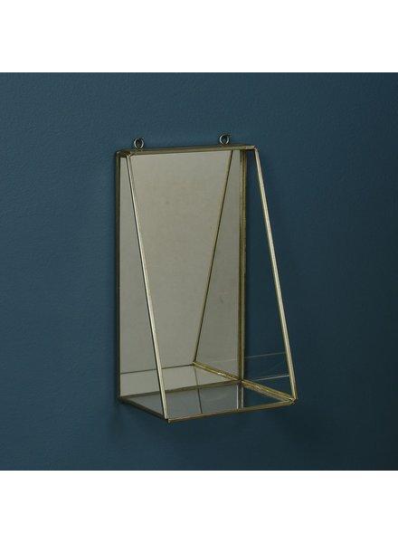 HomArt Monroe Mirror with Shelf - Med