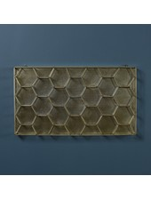 HomArt Monroe Honeycomb Wall Case