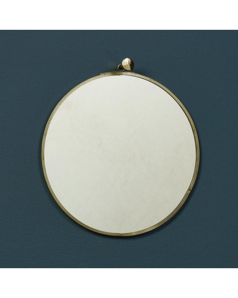 HomArt Monroe Round Mirror - Sm