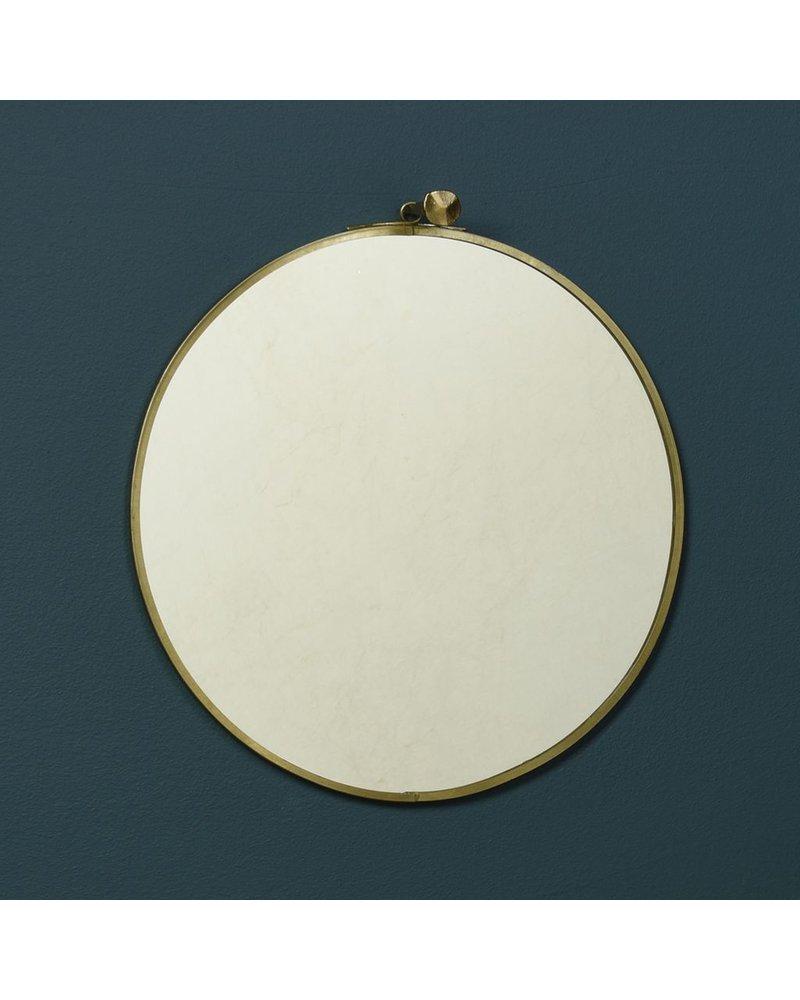 HomArt Monroe Round Mirror - Med