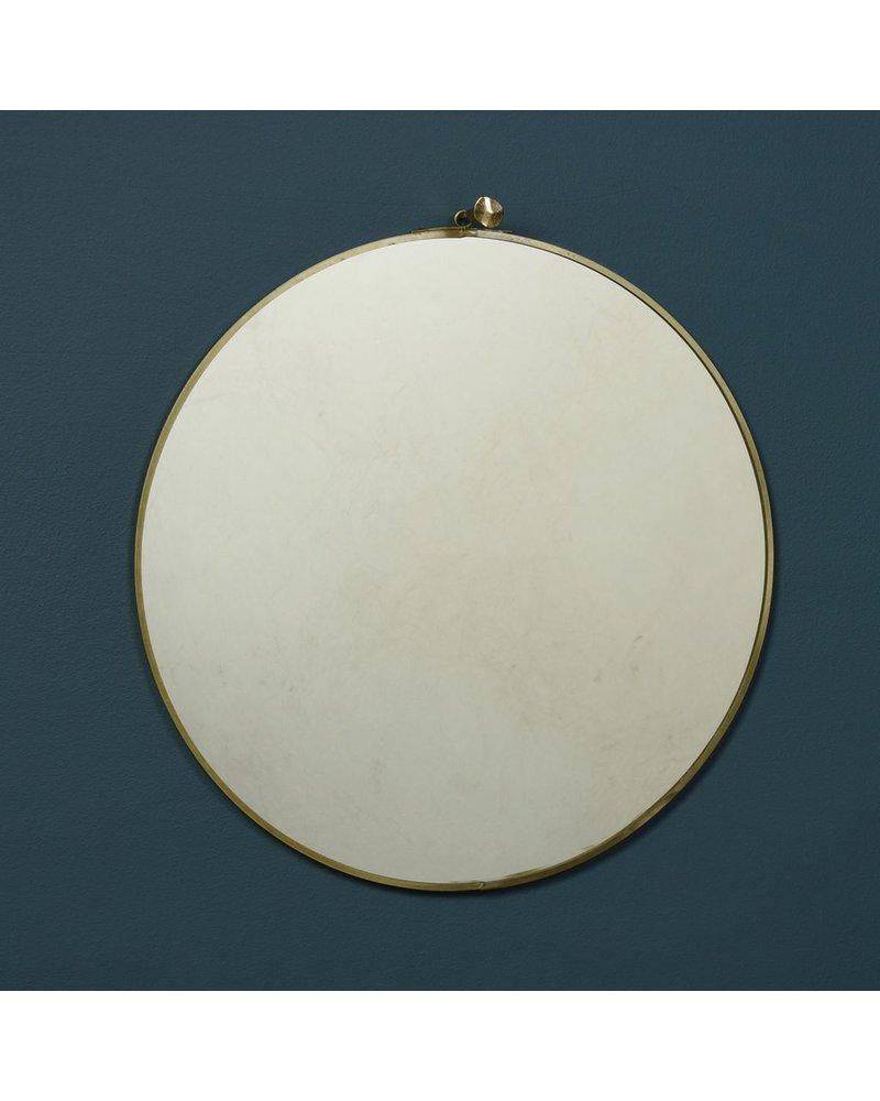 HomArt Monroe Round Mirror - Lrg