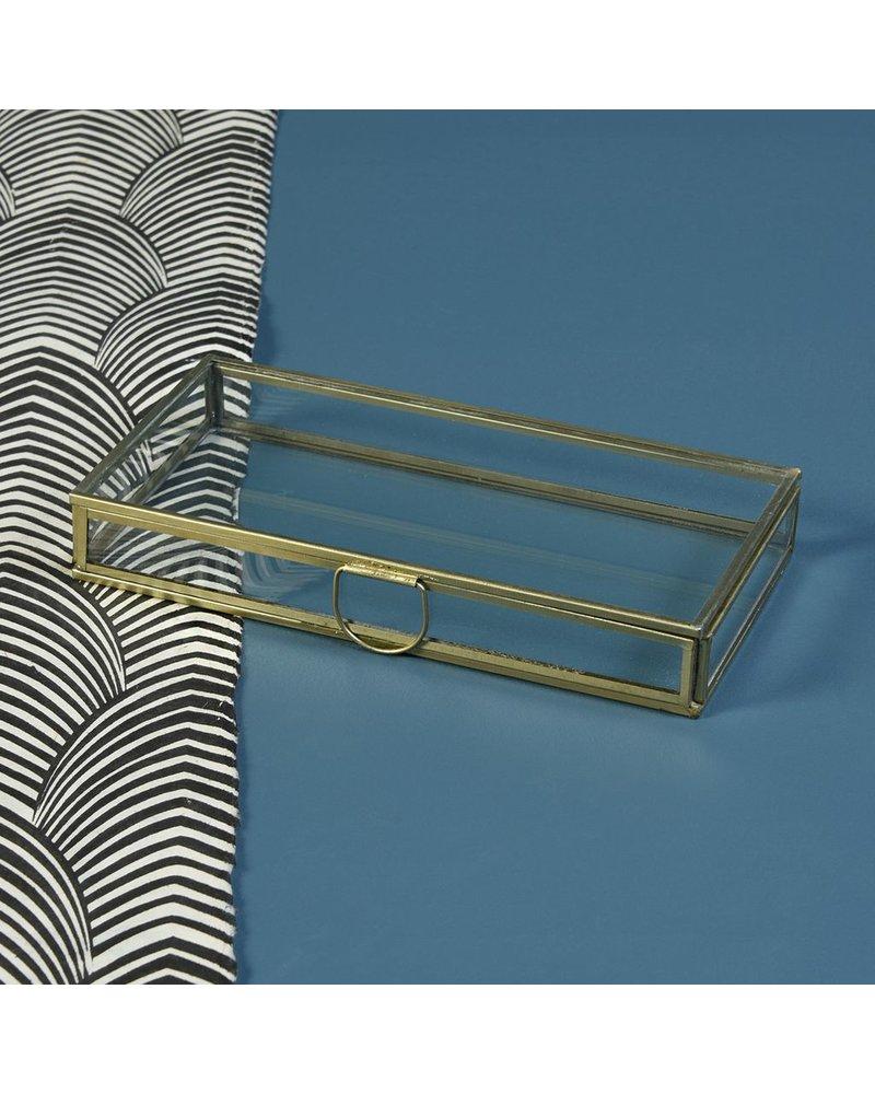 HomArt Monroe Flat Rectangle Box - Sm