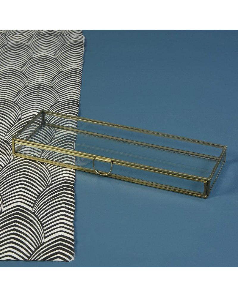 HomArt Monroe Flat Rectangle Box - Lrg