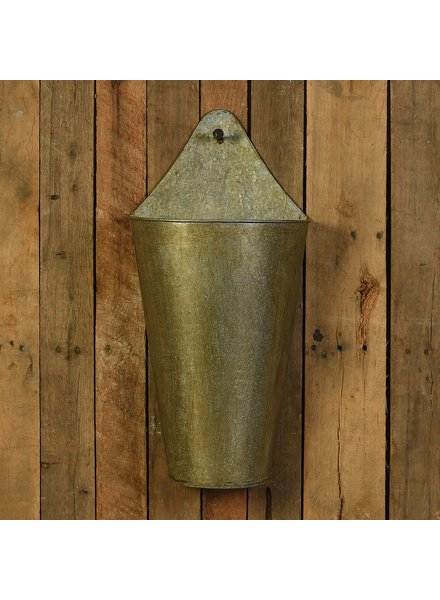 HomArt Avery Iron Wall Bucket - Med