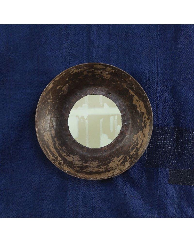 HomArt Metal Bowl Mirror - Sm