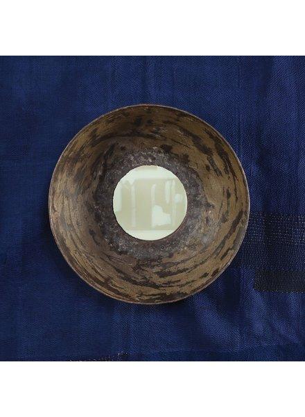 HomArt Metal Bowl Mirror - Lrg